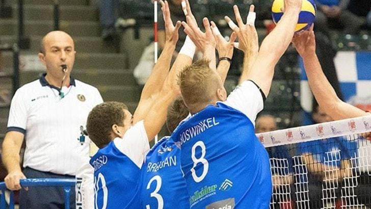 Volley: A2 Maschile, Pool C,  Bolzano vince la sfida fra le ultime