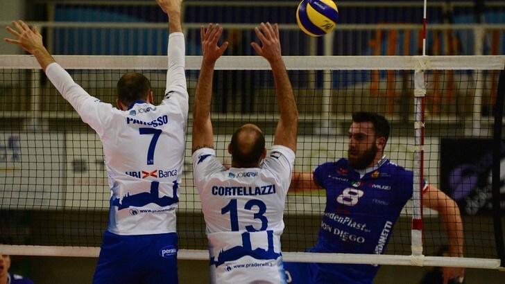 Volley: A2 Maschile, Pool B, Alessano espugna Cantù e sale al secondo posto