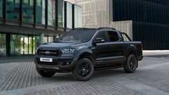 Ford Ranger Black Edition, il pick-up mette lo smoking