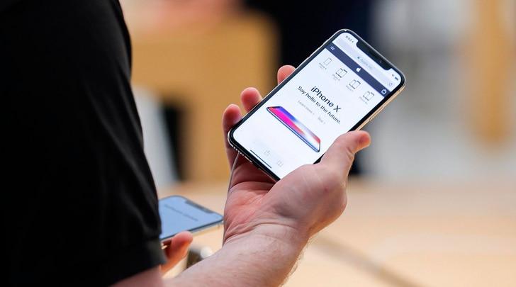 L'iPhone X non fa rispondere alle telefonate