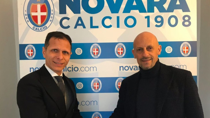 Calciomercato Novara, ufficiale: Di Carlo fino al 2019