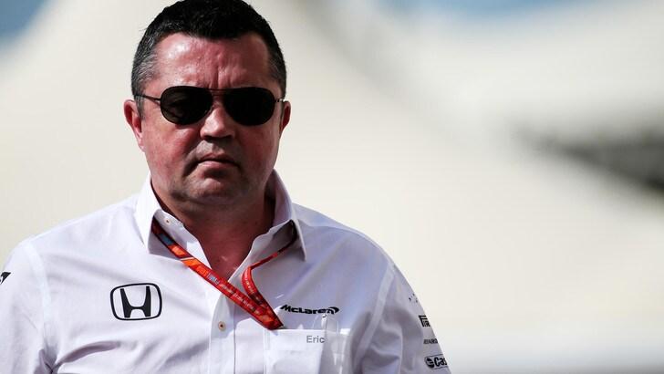 F1 McLaren, Boullier sta dalla parte di Alonso