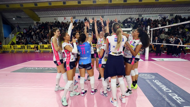 Volley: Champions League, Novara e Conegliano in campo per il quarto turno