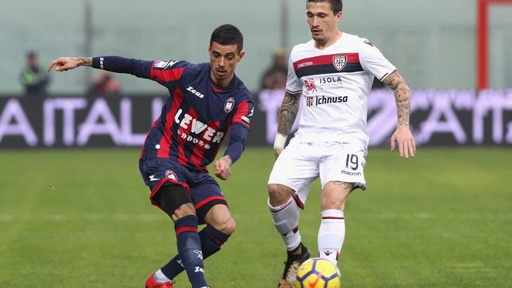 Serie A Cagliari, per Pisacane e Farias seduta personalizzata