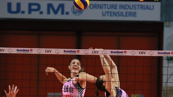 Volley: Cev Cup, Casalmaggiore è nei quarti di finale