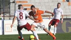 Serie C, Arezzo e Fidelis Andria penalizzate di due punti