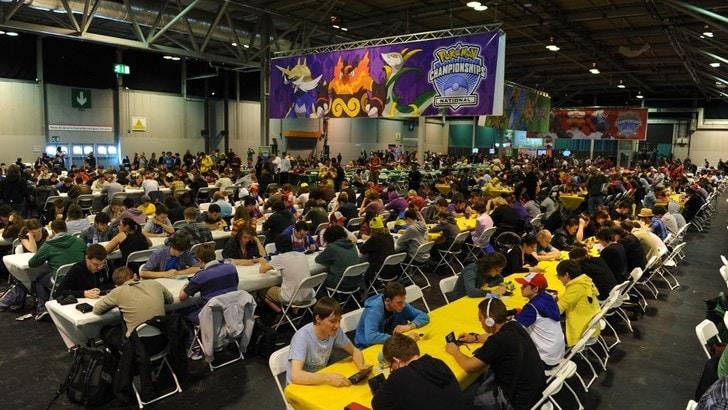 A Sydney il primo torneo Pokémon del 2018!