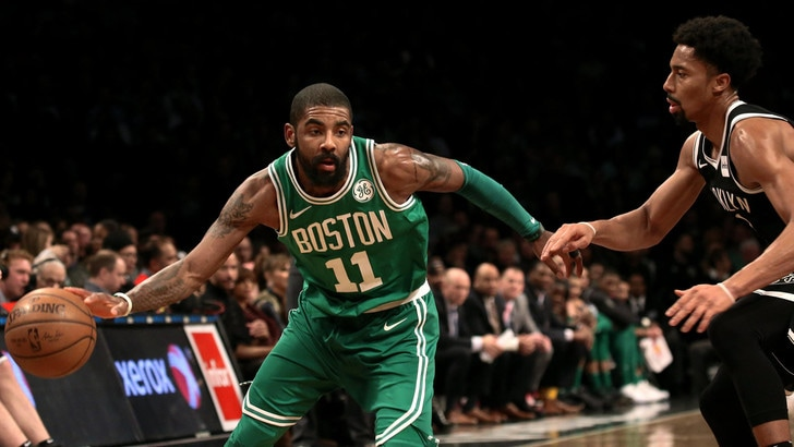 Irving sbanca Washington, Thunder travolti dai Lakers