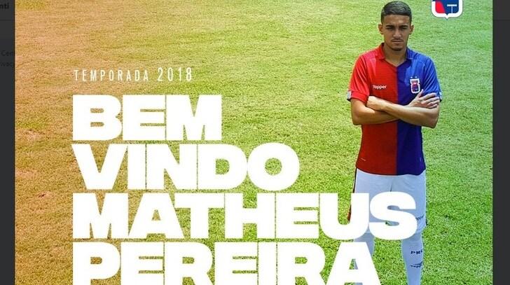 L'ex della Juventus Pereira torna in Brasile con il Parana