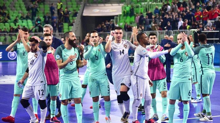 Futsal, la prima del Portogallo agli Europei paga 3,30