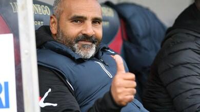 Coppa Italia Lecce, Liverani:  «Col Genoa giocheremo con personalità»