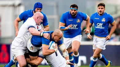 Sei Nazioni, Italia-Inghilterra 15-46: azzurri ko all'esordio