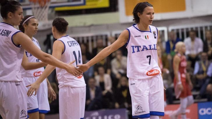 Basket Femminile, Sottana e Zandalasini mandano ko la Svezia