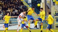 Serie C Fermana-Teramo, successo in rimonta per la squadra di Destro: termina 4-2