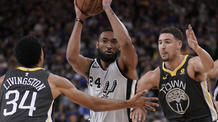 NBA, Thompson doma gli Spurs. Cadono Clippers e Lakers