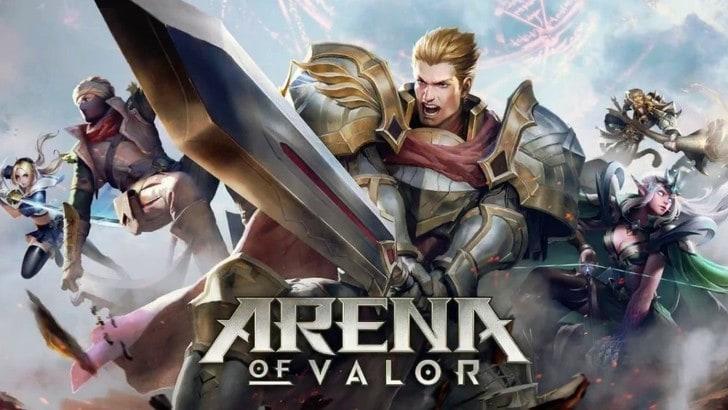 Presto l'Arena of Valor World Cup!