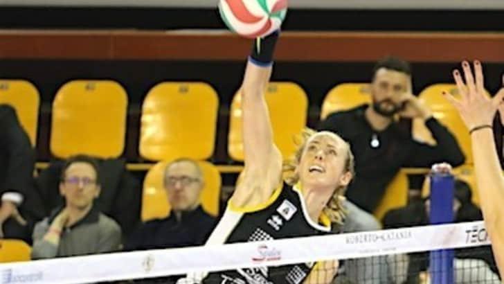 Volley: A2 Femminile, Mondovì capolista solitaria, la Battistelli fermata a Cuneo