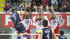 Volley: A2 Maschile, Pool A, Bergamo e Santa Croce vincono al quinto