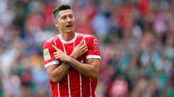 Bayern Monaco, Lewandowski: «Io al Real? No comment»
