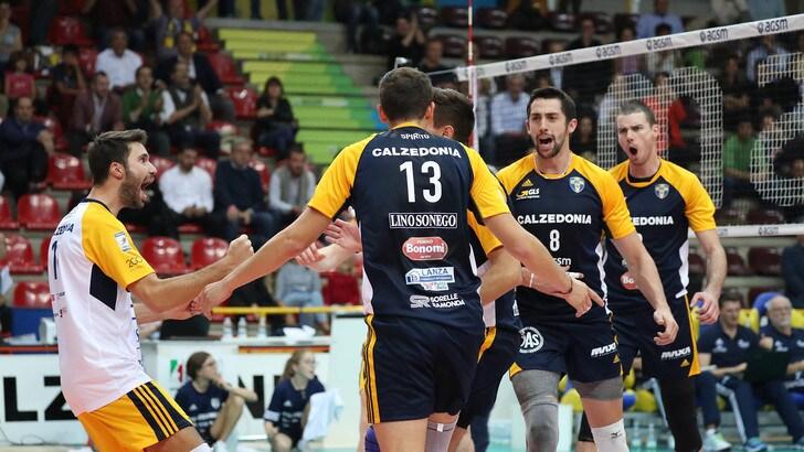 Volley: Cev Cup, Verona nei quarti contro i francesi del Montpellier