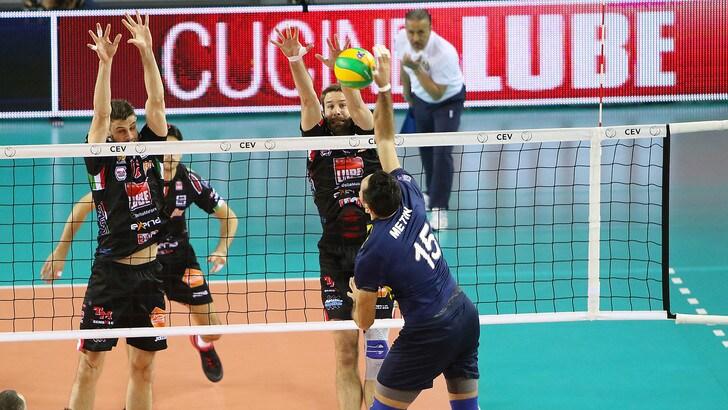 Volley: Champions League, le tre italiane giocano la 2a di ritorno