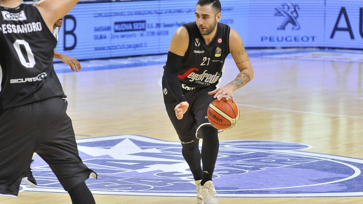 Pietro Aradori salta le Final Eight di Coppa Italia