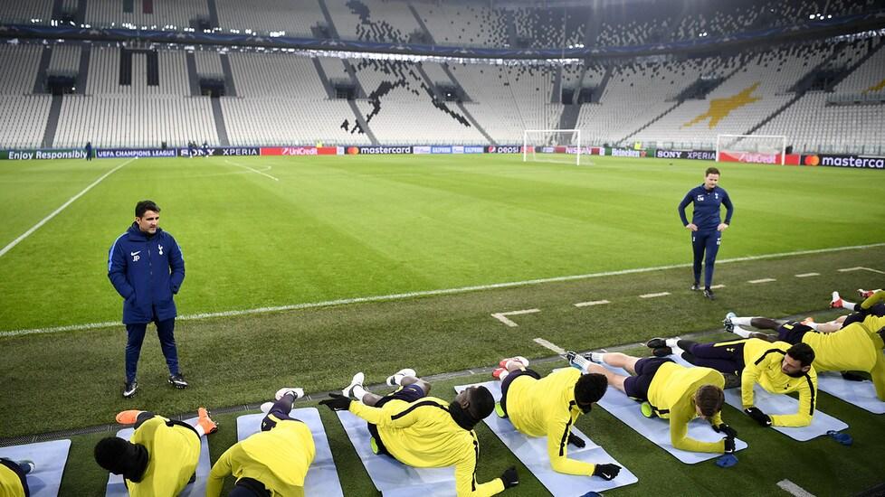 Il Tottenham è una delle quattro squadre imbattute in questa Champions League insieme a Barcellona, Besiktas e Liverpool.