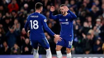 Premier League: Conte respira, il Chelsea travolge il West Bromwich
