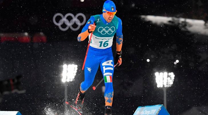 Olimpiadi, è argento per Federico Pellegrino