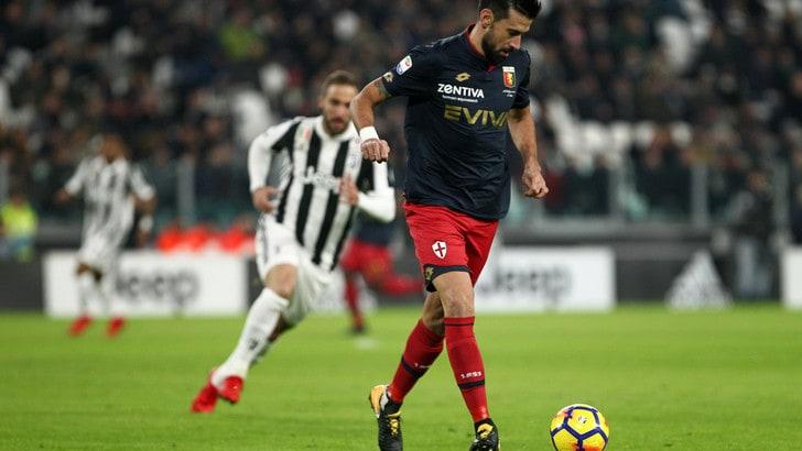 Serie A Genoa, Spolli: «Possiamo farcela contro l'Inter»
