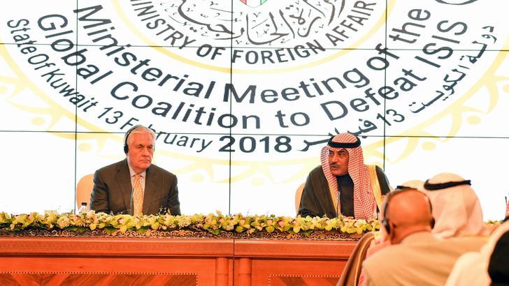 'Continua impegno militare contro Isis'
