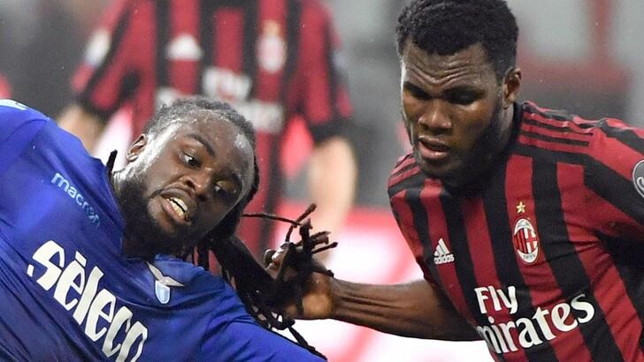 Serie A Milan, Kessie: «Gattuso? La mia tecnica è superiore»