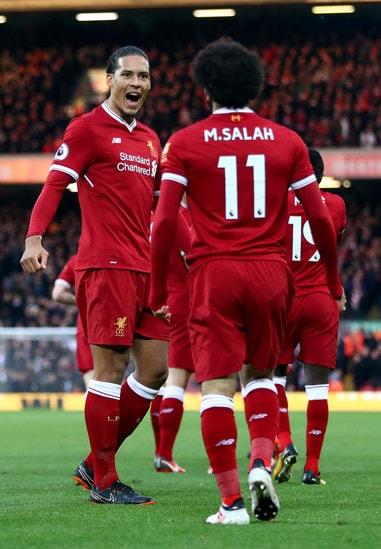 <strong>&nbsp;4. Mohamed Salah (Liverpool)</strong>