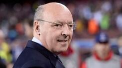 Juventus, Marotta indica la via:«La Champions sogno e obiettivo»