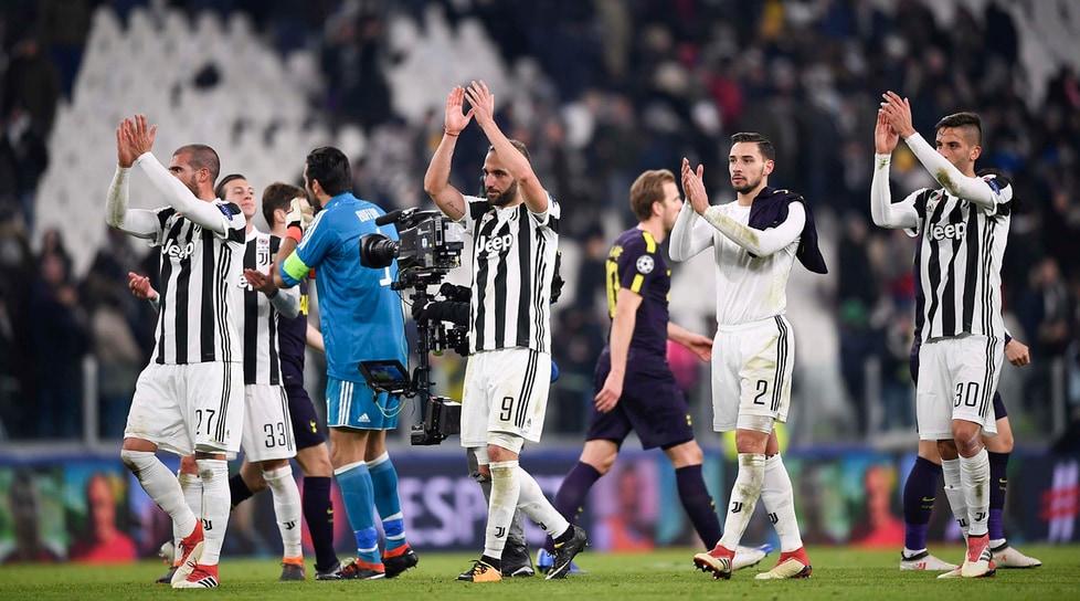 Come sono andati i bianconeri nell'andata degli ottavi contro il Tottenham? I voti di Sergio Baldini