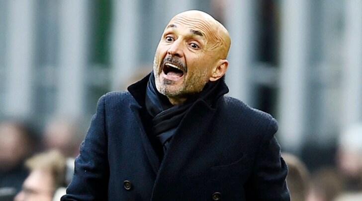San Valentino, Spalletti: «Inter, oggi più che mai... amala!»