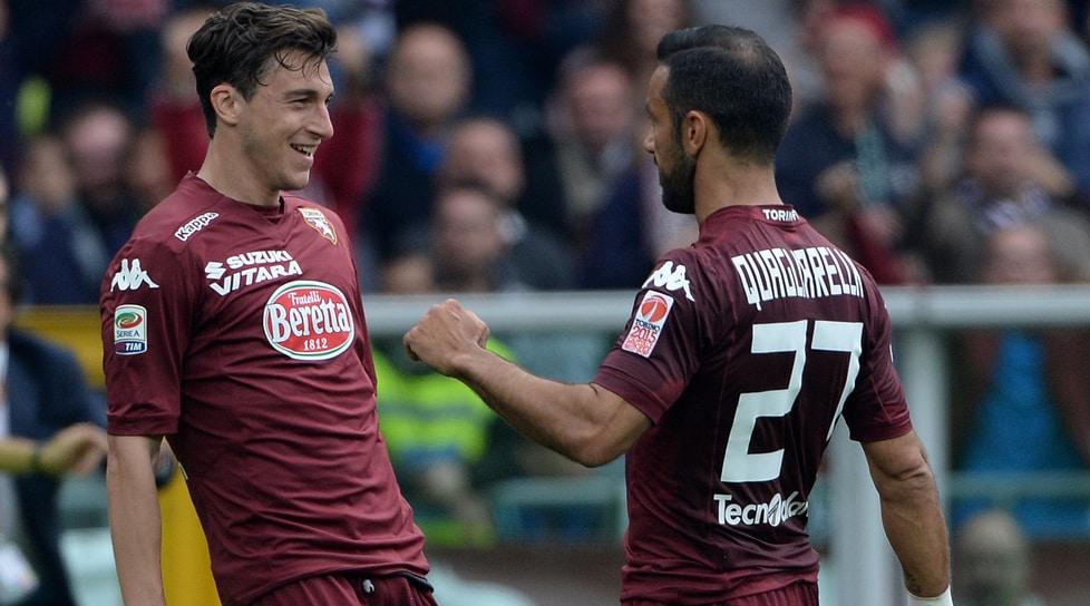 Il Torino ha vinto solo uno degli ultimi 23 derby di Serie A (nell'aprile 2015): nel parziale 17 successi bianconeri e cinque pareggi.