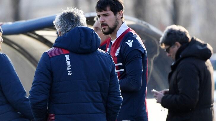 Serie A, Bologna-Santarcangelo 4-0: Destro entra e segna