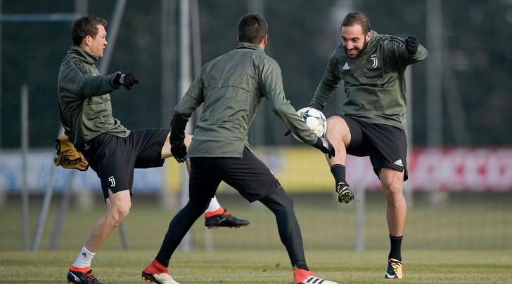 La Juventus archivia il Tottenham e pensa al derby