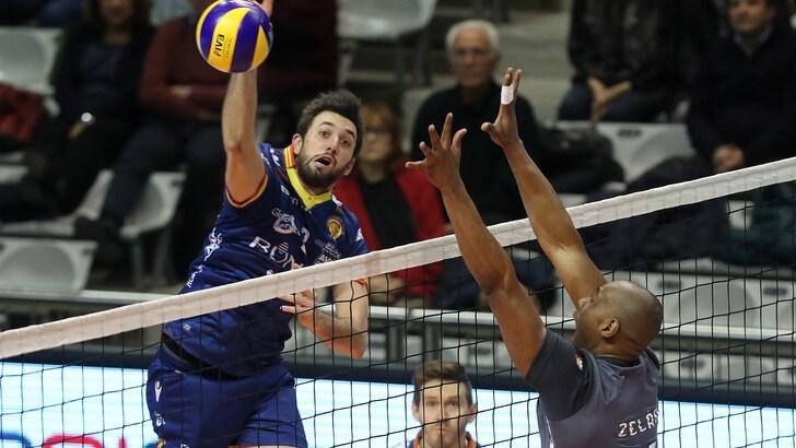 Volley: Challenge Cup, la Bunge batte lo Sporting e strizza l'occhio alle semifinali