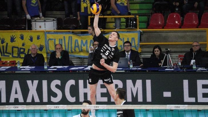 Volley: Cev Cup, il Montpellier impegna Verona ma alla fine deve arrendersi