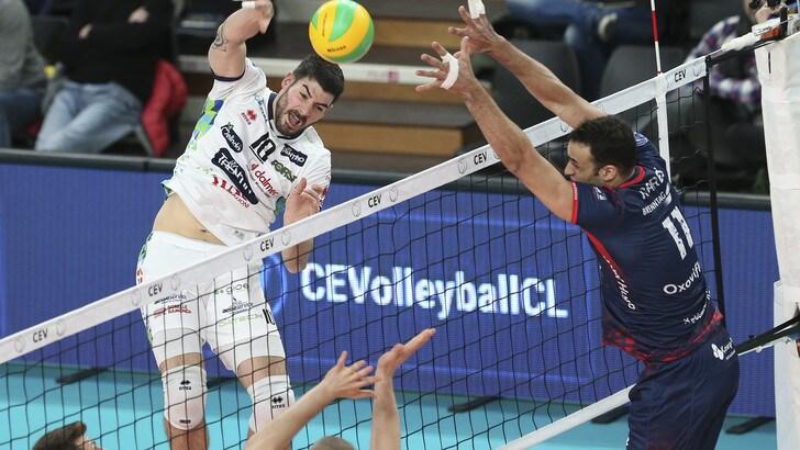 Volley: Champions League, lo Zaksa sorprende ancora Trento al tie break