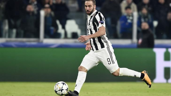 Juventus, Higuain: quei 7 milioni di differenza