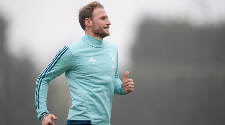 Juventus, Höwedes si allena a Vinovo: rientro previsto a marzo