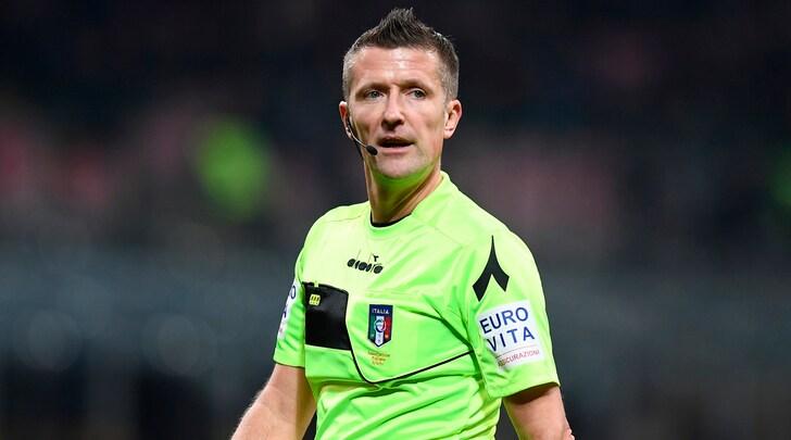Arbitri Serie A: Torino-Juventus a Orsato. Napoli-Spal a Gavillucci