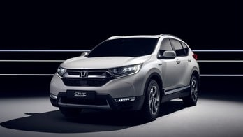 Honda CR-V, la nuova generazione è anche ibrida