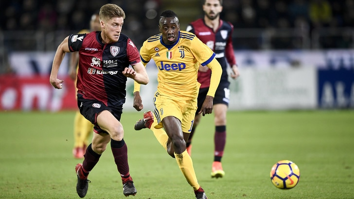Serie A Cagliari: Romagna ko: distorsione alla caviglia