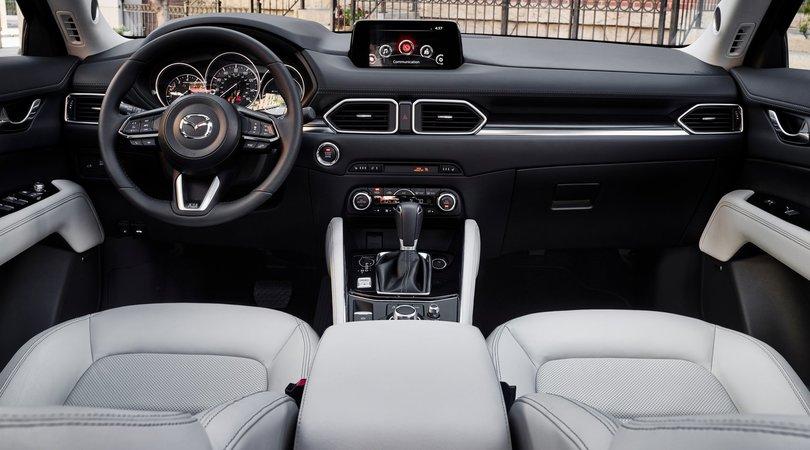 Mazda CX-5, design e dinamicità: prova su strada