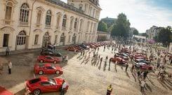 Parco Valentino, a giugno la IV edizione con 1000 supercar