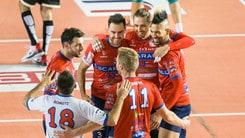 Volley: A2 Maschile, terza giornata della seconda fase, Roma rischia a Spoleto
